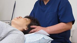 各頚椎の矯正、特に頚椎の1番に使用