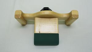ドーム:特に、筋肉のガッチリしたアスリート用に、使用します。(上肢、下肢の押圧、矯正等に使用します)。